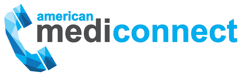 American MediConnect Medical Answering Service logo